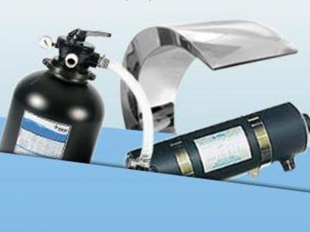Комплектующие для дезинфицирующего оборудования