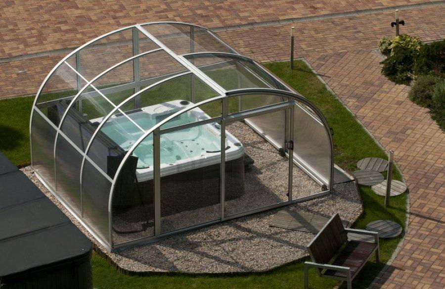 Павильон для бассейна это просто